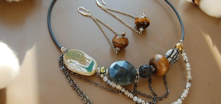 Скидка 50% на весь ассортимент украшений от «Valieva Jewelry»