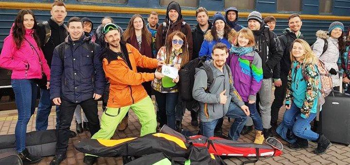 Горнолыжный тур в Буковель с проживанием и питанием от компании «Active Life»