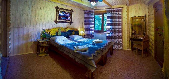 От 4 дней отдыха с завтраками в гостином дворе «Горицвет» в Карпатах