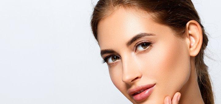 До 5 сеансів карбокситерапії для обличчя в салоні краси та естетичної косметології