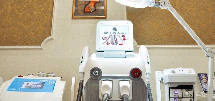 Скидка до 90% на сеансы лазерной эпиляции ног, глубокого бикини и подмышек в «Studio-Laser»