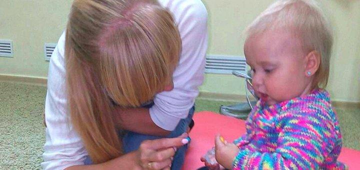 До 3 месяцев творческих развивающих занятий в семейном центре «Маленькое чудо»
