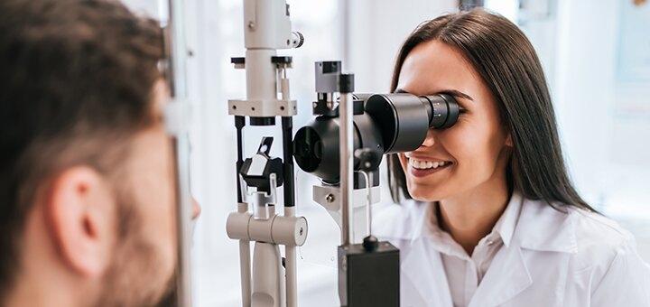 Комплексное обследование у офтальмолога в клинике «Зірочка»