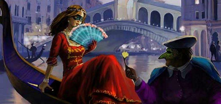 Посещение квеста «Тайны Венеции» от «Квестория»