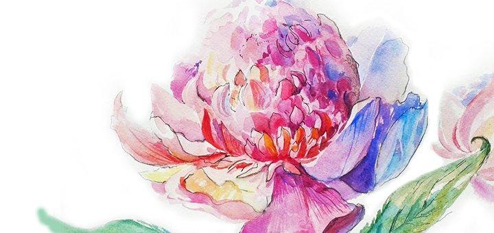 Онлайн мини-курс «Flower power» от международной сети арт-школ «Fantasy Room»