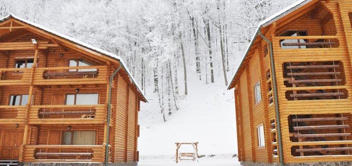 4 дня отдыха на Рождество с двухразовым питанием и чаном в отеле «Кременица» в Карпатах