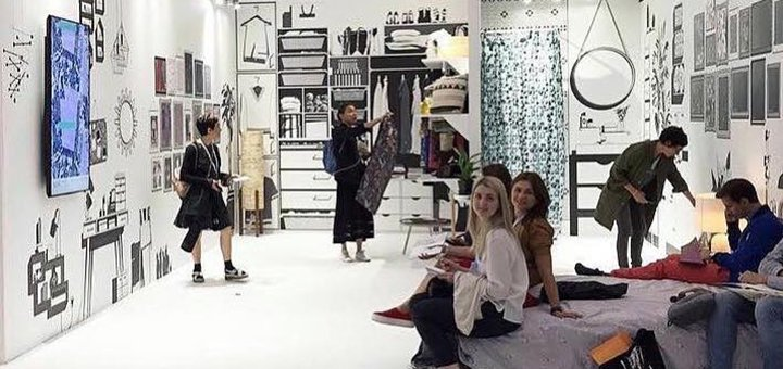 Онлайн мини-курс «Интерьер в стиле классицизм» от международной сети арт-школ «Fantasy Room»