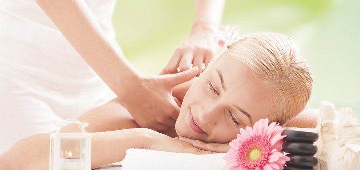 До 5 сеансов арома-массажа всего тела в массажном кабинете «Health Touch Massage»