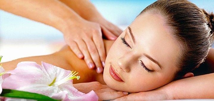 Скидка 50% на все виды массажа в медицинском центре «Витамед»