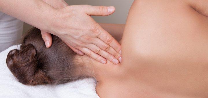 До 10 сеансов лечебного массажа шейно-воротниковой зоны от сервиса медицинских услуг «Pologi»