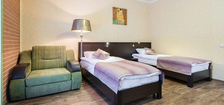 От 2 дней отдыха для двоих в ресторанно-гостиничном комплексе «Green Villa» под Киевом