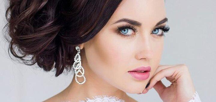 Коррекция и окрашивание бровей в мастерской красоты «Твої очі»
