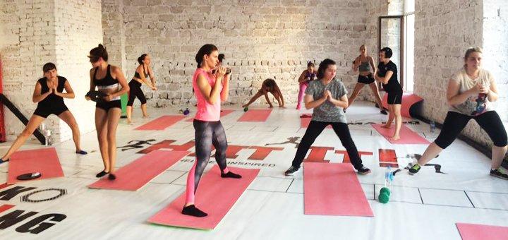 Скидка до 63% на HIIT(ВИИТ) интенсивных тренировок, фитнес для женщин в студии «HIITClub»