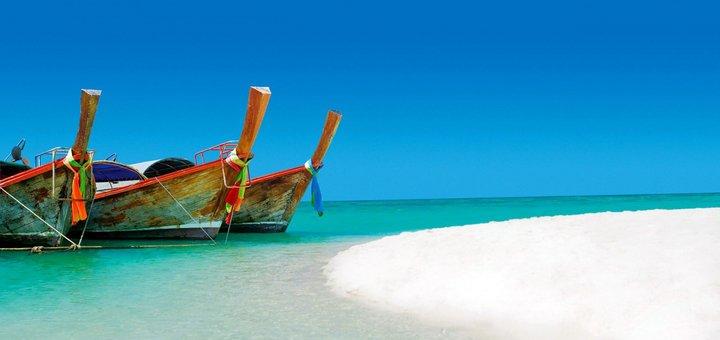 700 грн в подарок на пляжный тур в изумительную Азию!