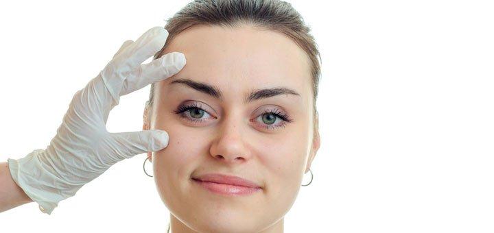 Консультация косметолога в клинике доктора Сычева