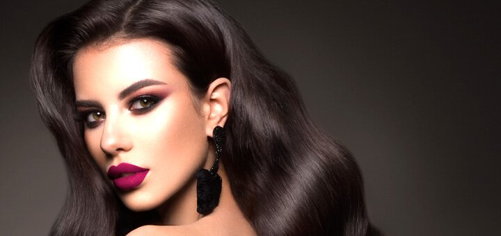 Лечение и реконструкция для сухих, ломких и выпадающих волос с «Botox Keratin» в «Anet»
