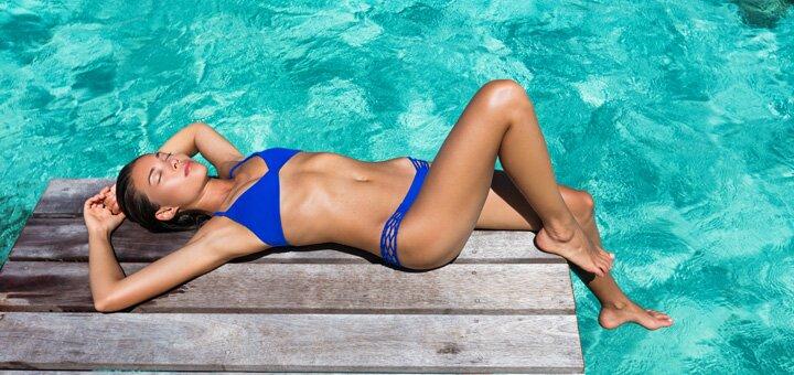 Скидка до 68% на elos-эпиляцию подмышек, голеней или глубокого бикини в салоне «SHER»