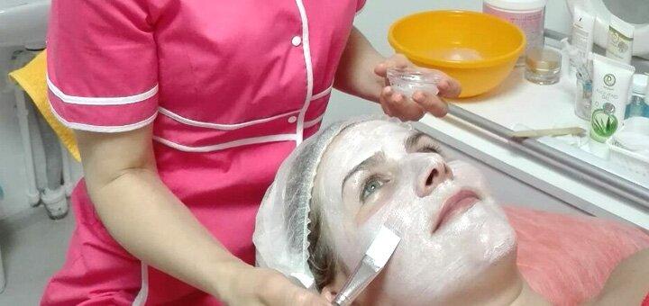 Механическая чистка лица, пилинг, Propotalc в студии красоты «Lada»
