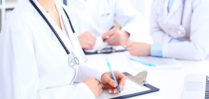 Повторная консультация в клинике доктора Сычева