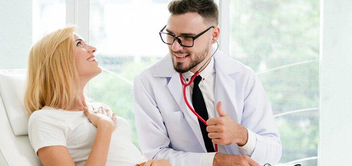 Скриннинг первого триместра беременности в клинике доктора Сычева