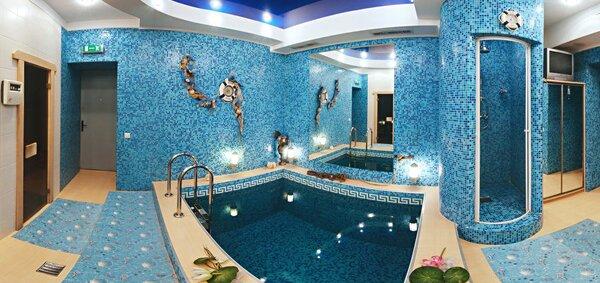 До 3 часов отдыха в сауне с релакс-бассейном в «Джинтама» в Киеве