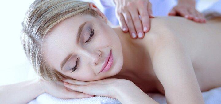До 7 сеансов массажа шейно-воротниковой зоны или расслабляющего массажа в центре «Lazerepil»