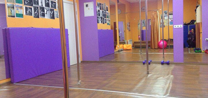 До 12 занятий Pole dance в студии фитнеса и танцев «New.Me»