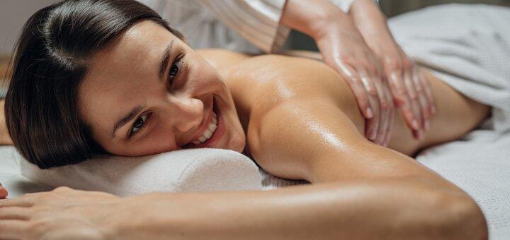 10 сеансов лимфоочищающего массажа всего тела в студии красоты «Нова-Я»