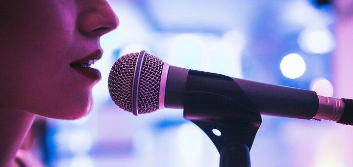 До 8 индивидуальных занятий по вокалу в творческой студии «YAProject»