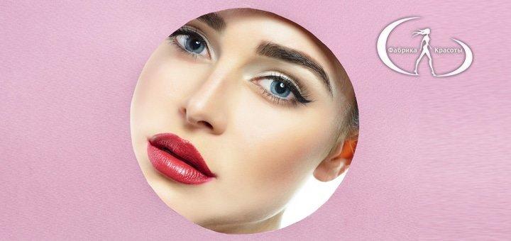 Инъекционная мезотерапия,омоложение и лифтинг кожи лица, борьба с постакне и выпадением волос от «Фабрики красоты»!