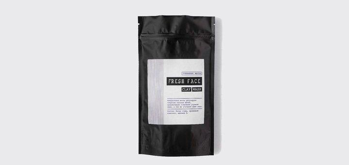 Скидка 30% на натуральную глиняную маску FRESH FACE