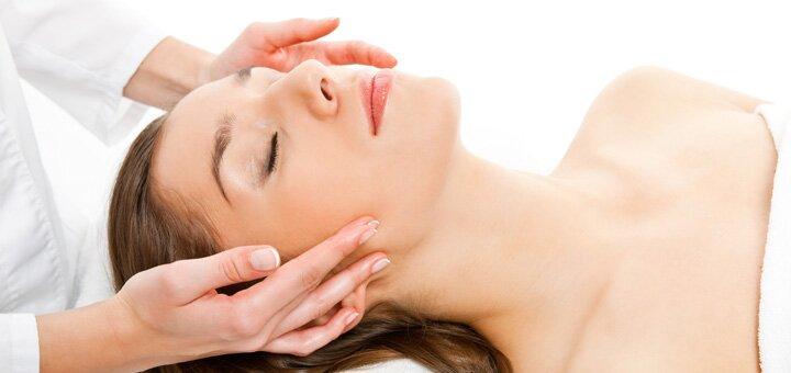 10 сеансов щипкового массажа лица в студии красоты «Нова-Я»