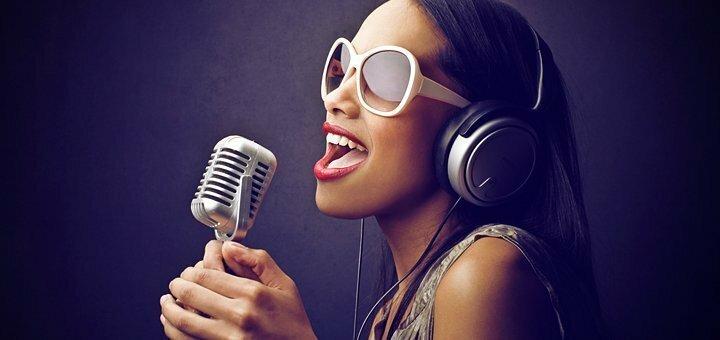 До 8 уроков вокала и студийная запись песни от «Tanais studio»