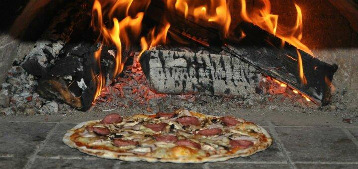 Знижка 50% на все меню піц від піцерії «Ciao Bella» на Чорновола
