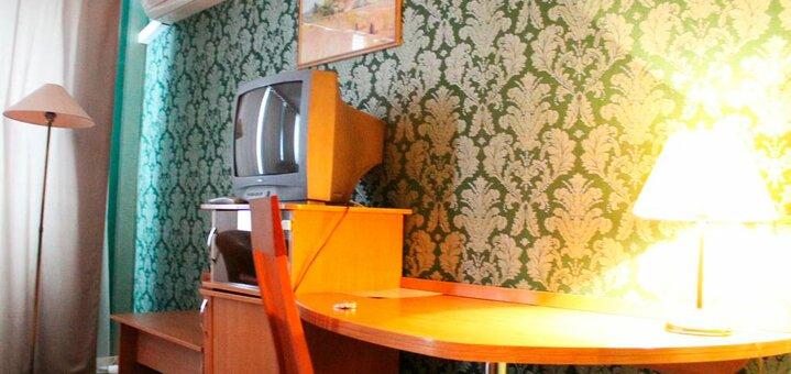 От 2 дней отдыха в отеле «Гостеприимство» в Киеве