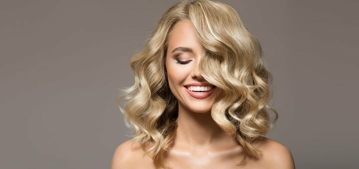 Женская стрижка и укладка волос в студии красоты «Merlin»