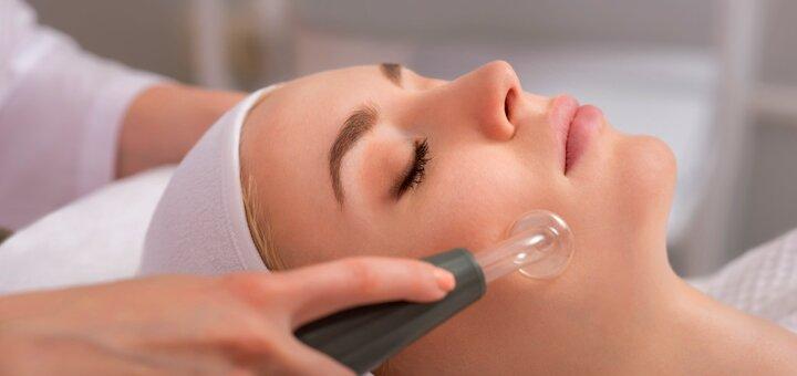 До 10 сеансов вакуумного массажа лица в студии красоты «AntiSalon»