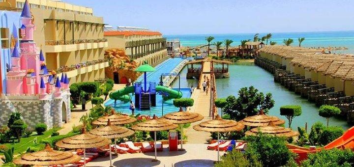Горящий тур в Египет от «Поехали с нами»