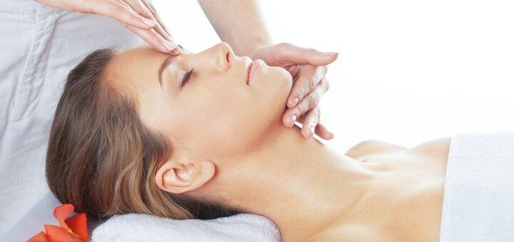 До 5 сеансов массажа лица в студии «Эстетика тела»