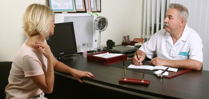 Диагностика позвоночника или суставов с консультацией врача по трем направлениям в «Kinesis Life»