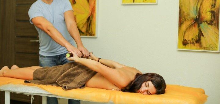 До 5 сеансов общего массажа всего тела в массажном салоне «МассажPRO»