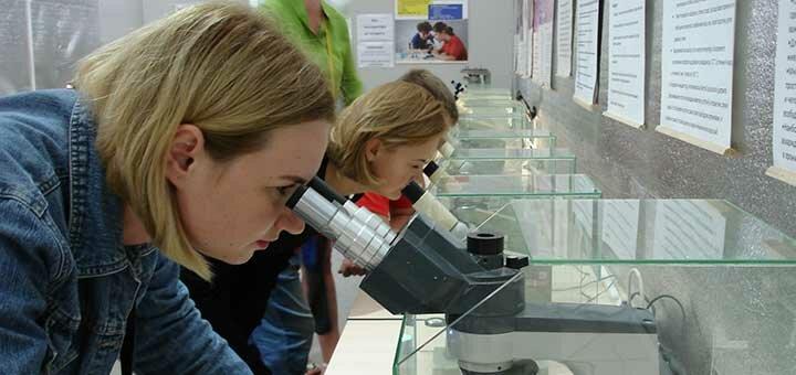 Билет в лабораторию «Зоопарк под микроскопом»