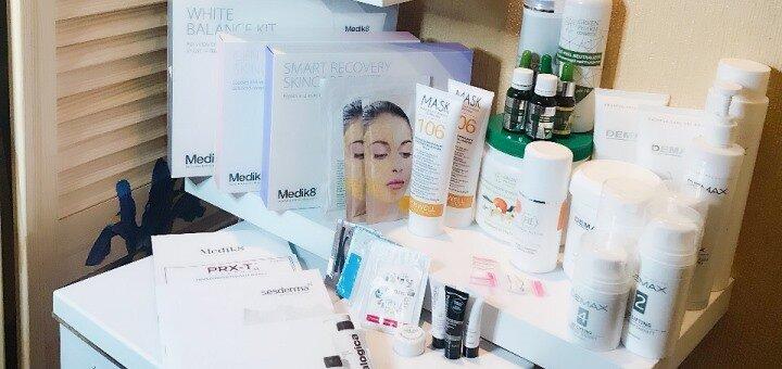 Скидка 40% на ретиноевый пилинг лица в студии косметологии «Ma jeunesse»