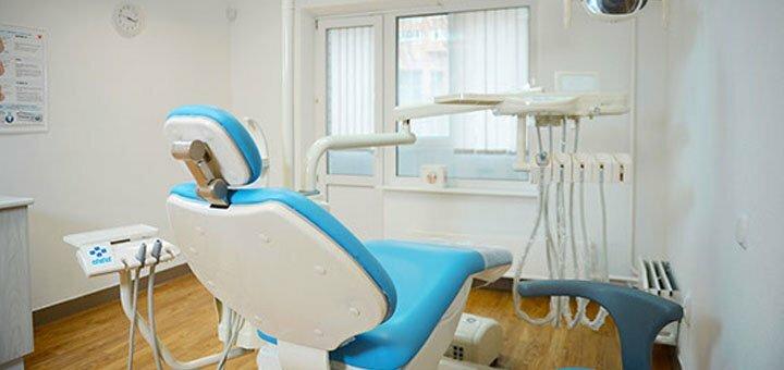 Скидка 53% на чистку и отбеливание зубов системой OPALESCENCЕ в стоматологии «Deutsch dent»
