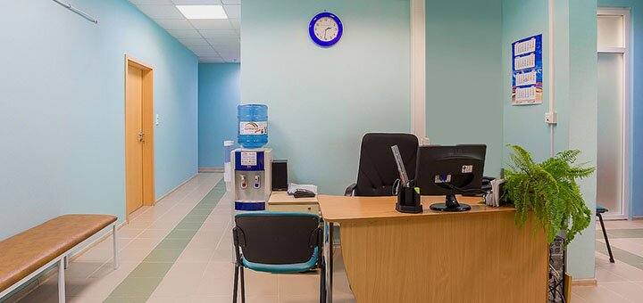 Трансвагинальное УЗИ малого таза при удаленной матке в медицинском центре «Герц»