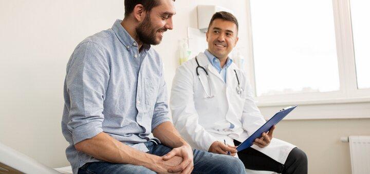 Дуплексное исследование вен семенных канатиков и УЗИ почечных вен в медицинском центре «Герц»