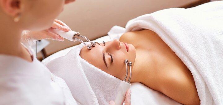 До 5 сеансов микротоковой терапии лица и шеи в салоне «Путь красоты»