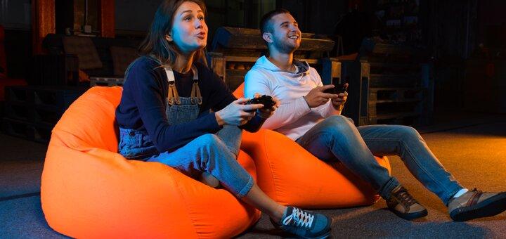До 3 часов игры на PlayStation 4 от игрового клуба «Game Point»
