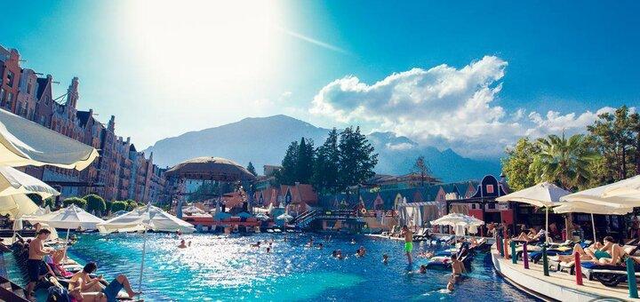 Роскошный отдых в Турции на майские праздники по суперцене!