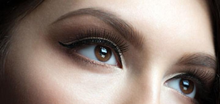 Перманентный макияж век в косметологической студии «Artgrace»